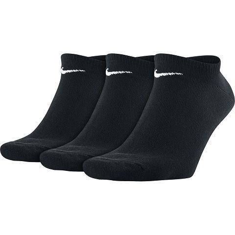 Nike Unisex Nike Cushioned No-Show Sock (3 Pair)