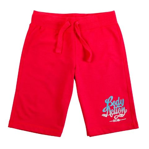 Body Action Body Action Girls Basic Shorts