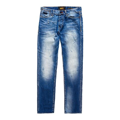 Superdry Superdry Biker Tapered Jean