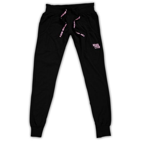 Body Action Body Action Women Relaxed Fit Pants