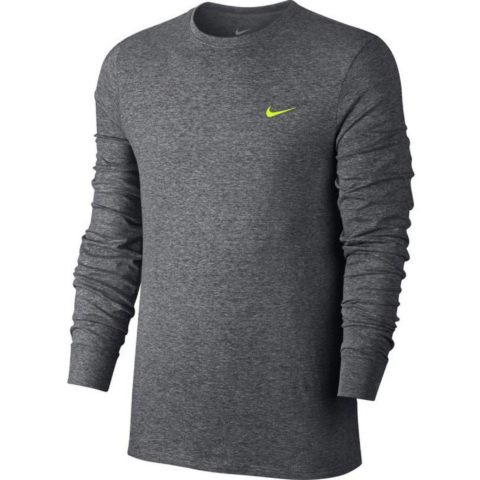 Nike Nike Tee-Embroidered Long Sleeve