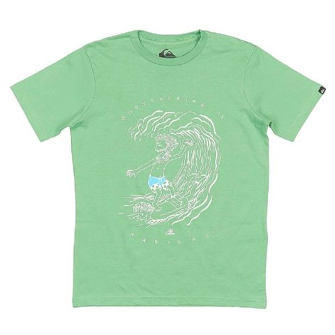 Quiksilver Quiksilver Radical Surfing Boys T-Shirt