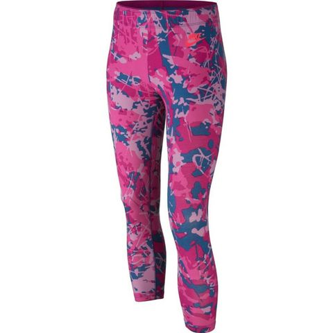 Nike Girl's Nike Sportswear Club Tight