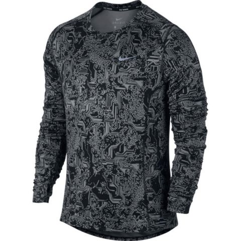 Nike Men's Nike Dry Miler Running Top