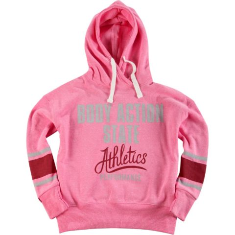 Body Action Body Action Women Oversized Hoodie L.PINK