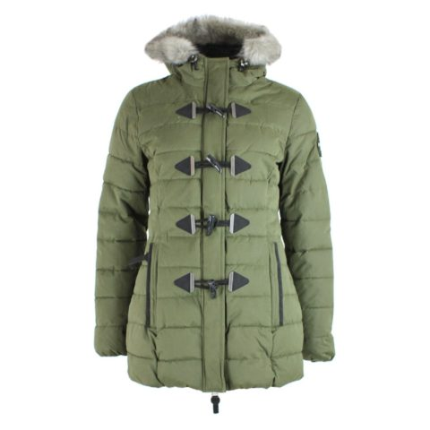 Superdry Superdry MF Tall Toggle Puffle Jacket
