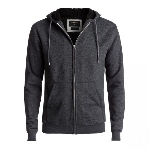 Quiksilver QuikSilver Everyday Sherpa Zip-Up Hoodie