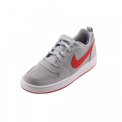 Nike Boys' Nike Court Borough Low (GS) Shoe
