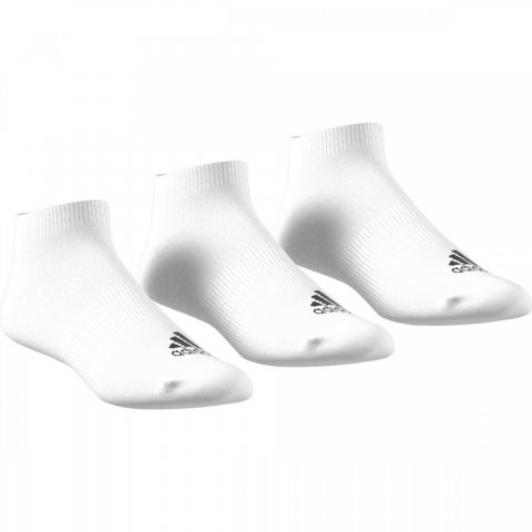 adidas Performance Adidas PERFORMANCE NO-SHOW THIN SOCKS 3 PAIRS