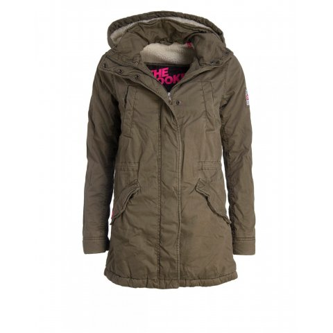 Superdry Superdry Winter Rookie Military Parka