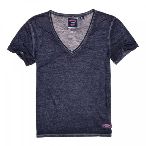 Superdry Superdry Burnout VEE TEE