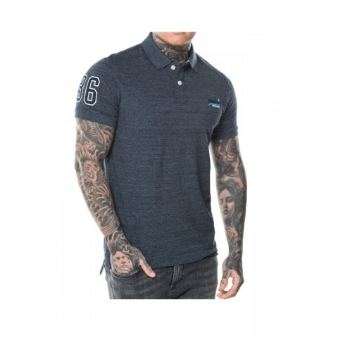 Superdry Superdry Classic S/S Pique Polo