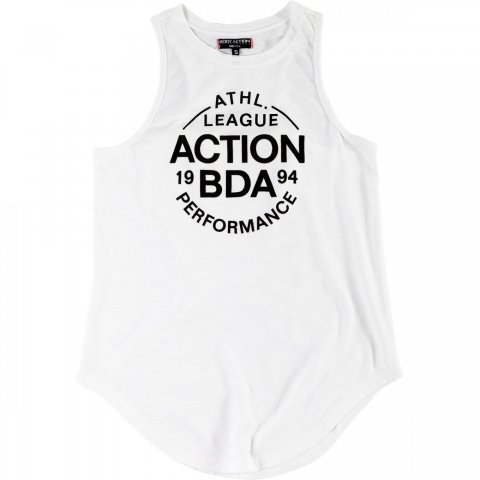 Body Action Body Action Women Open Back Tank