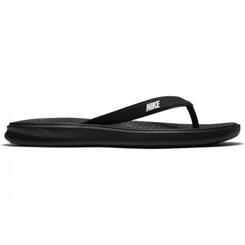Nike Men's Nike Solay Thong BLACK