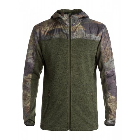 Quiksilver Quiksilver Lodge - Zip-Up Riding Hoodie