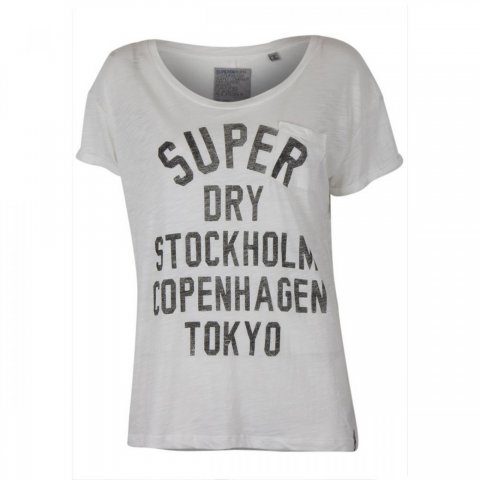 Superdry Superdry Nordic Graphic TEE