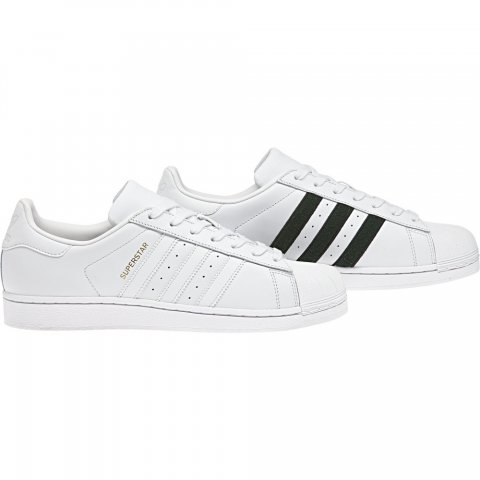 adidas Originals Adidas Superstar White-Green