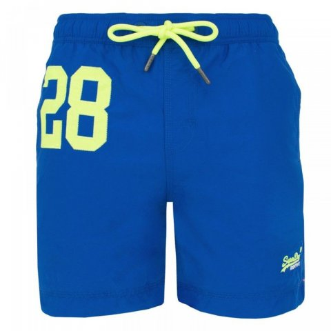 Superdry Superdry Waterpolo Swim Short (Racer Cobalt)