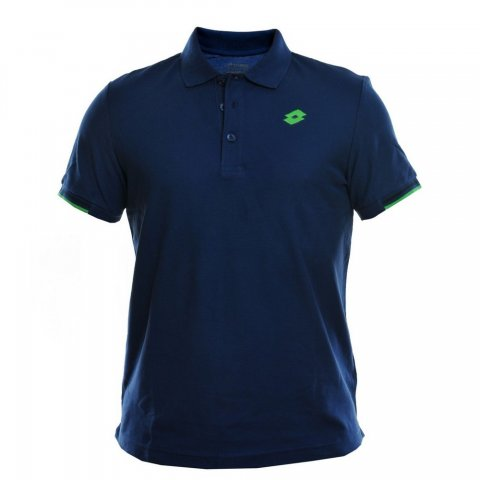 Lotto Lotto Men's Polo Brodsy Logo Plus