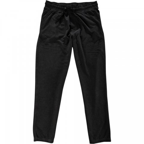 Body Action Body Action Men Regular Fit Pants (Black)