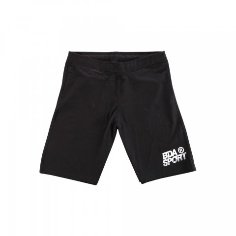 Body Action Body Action Men Regular Fit Bermuda (Black)