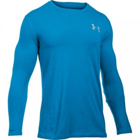 Under Armour Under Armour Long Sleeve Blue/Grey