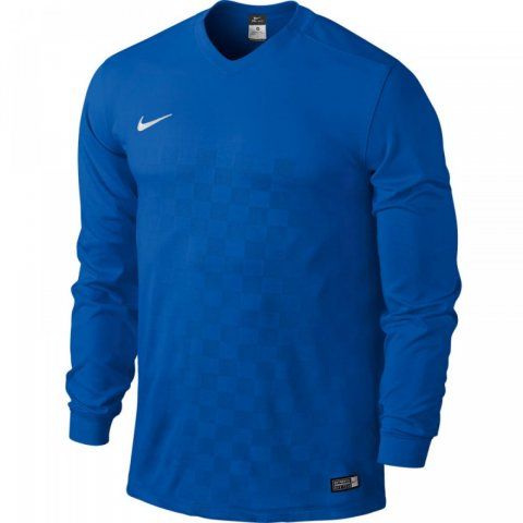 Nike Nike Energy III Long Sleeve Mens Football Top (BLUE)