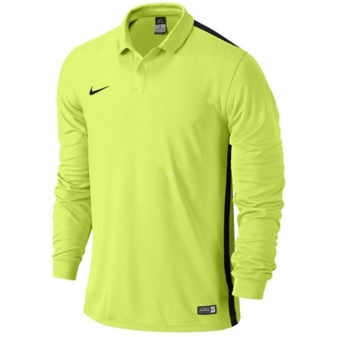 Nike Nike Long Sleeve Polo Light Green