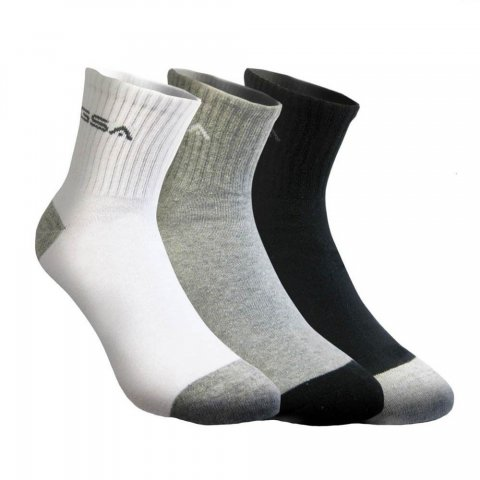 Gsa Gsa Aero Socks (Black,Grey,White)