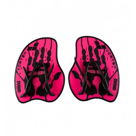 Arena Arena Vortex Evolution Hand Paddle (pink,black)