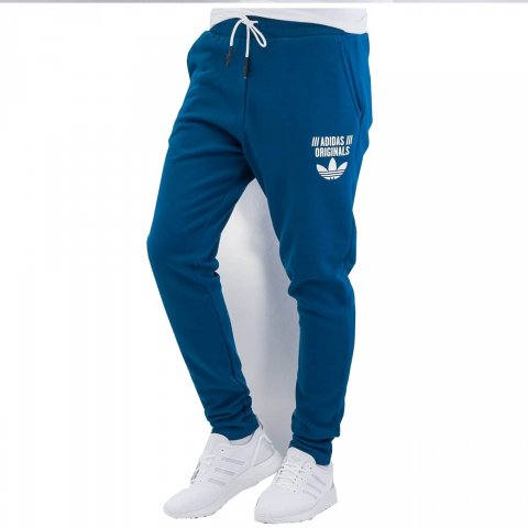 adidas Originals Adidas Lowcrotch TP CU blue