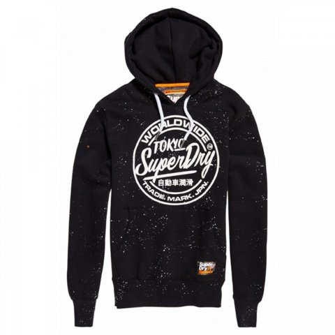 Superdry Superdry World Wide Ticket Type Hood