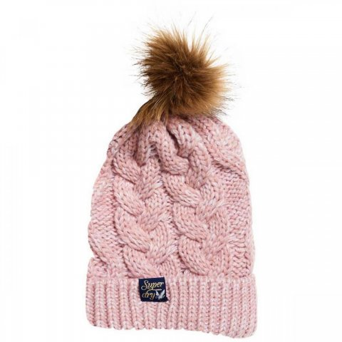 Superdry Superdry Arizona Cable Beanie