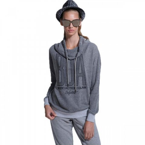 Body Action Body Action Women Heritage Sweatpants (grey)