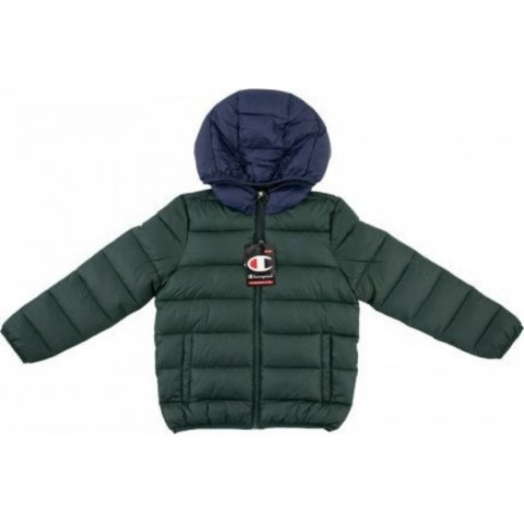 Champion Champion Hooded Jacket  (SCAR/NNY)