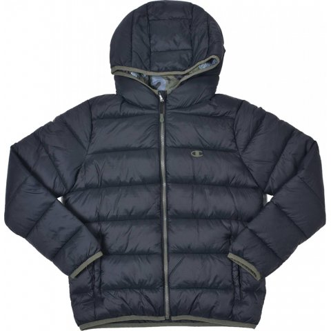 Champion Champion Hooded Jacket Junior (NBK/FON)