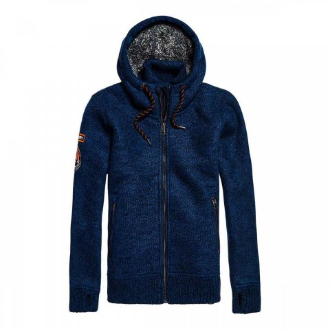 Superdry Superdry Expedition Ziphood (dark navy twist)