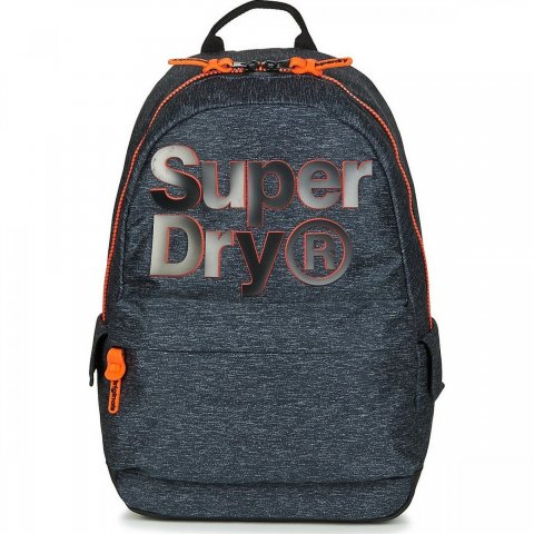 Superdry Superdry 2 Tone Logo Montana (Grey Marl)