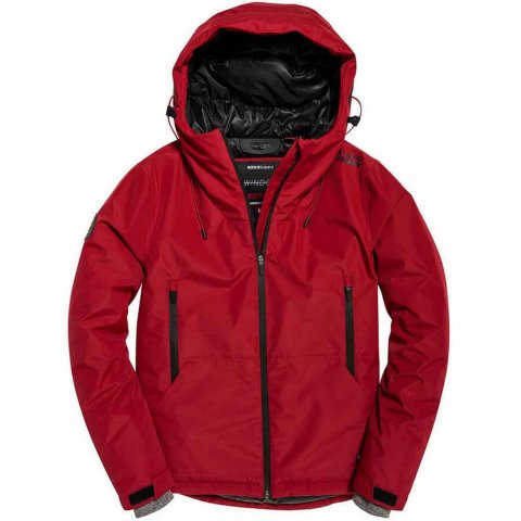 Superdry Superdry Padded Elite Windcheater (paprika)