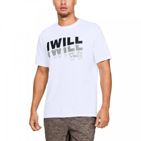 Under Armour Under Armour I Will 2.0 SS T-Shirt K/M