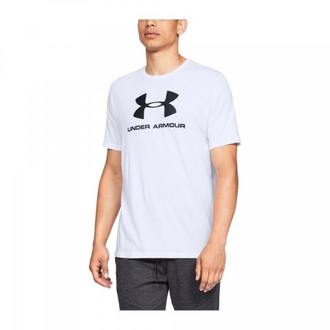 Under Armour Under Armour Sportstyle Logo SS T-Shirt K/M