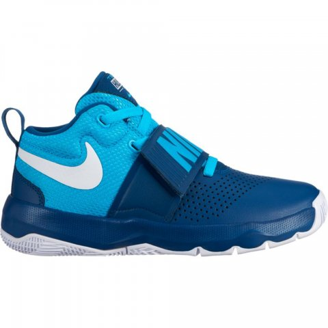 Nike Nike Team Hustle D 8 (GS) Basketball Shoe