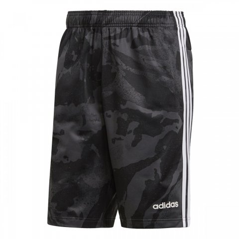 adidas Core Adidas Core Allover Print Short French Terry