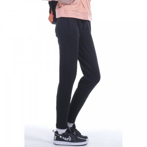 Body Action Body Action Women Skinny Joggers (Black)
