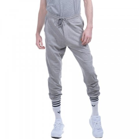 Body Action Body Action Men Basic Trousers (Grey)