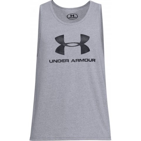 Under Armour Under Armour Sportstyle Logo Tank T-shirt