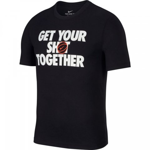 Nike Nike Dri-Fit  Men's Basketball T-Shirt