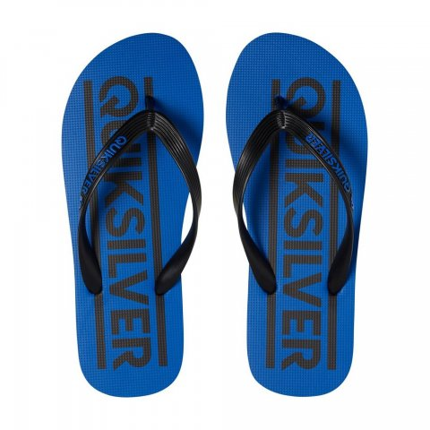 Quiksilver Quiksilver Java Wordmark Youth Flip Flop