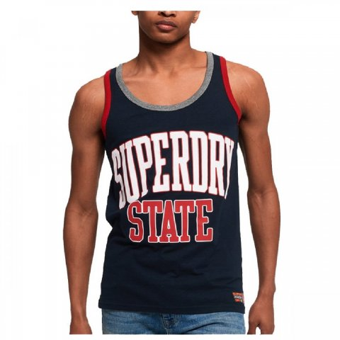 Superdry Superdry Podium Mid Weight Vest