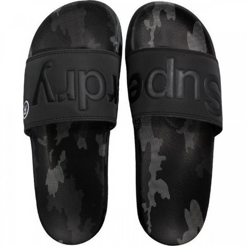 Superdry D2 AOP Beach Slide